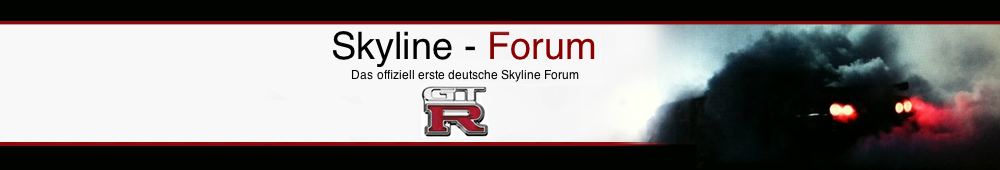 Skyline Forum - Garage - Powered by vBulletin